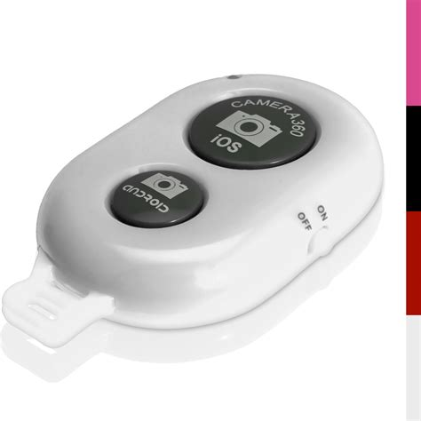 android bluetooth remote bluetooth remote selfie shutter for iphone samsung android phones ebay