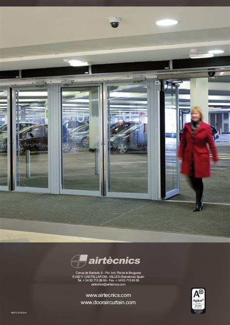 air curtain catalogue standard air curtains catalogue