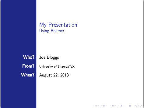 themes beamer presentation presentations with beamer pt 5 themes and handouts