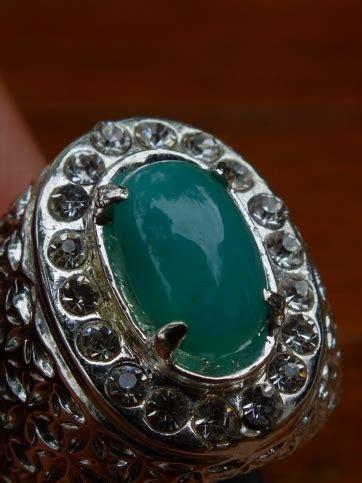Serbuk Intan Putih Gems soldout bacan doko ring chrome putih toko permata batu mulia ruby safir zamrud