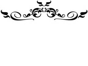 Free clip art fancy borders pictures