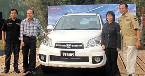 Shockbreaker Mobil Daihatsu Terios pilihan warna all new terios matic release date price