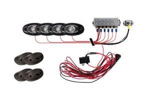 rigid industries led lighting a series rock light kit 4