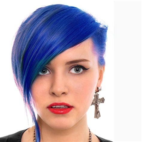 blue manic panic hair dye manic panic semi permanent hair dye rockabilly blue