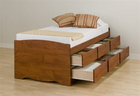 bed with storage space single beds with storage space furniture railing stairs