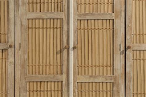 armadio teak armadio bamboo teak mobili in rattan produzione e