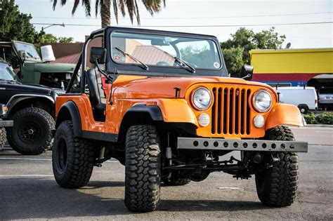 diesel jeep wrangler conversion jeep cj5 photos informations articles bestcarmag