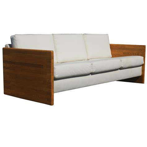 sofa blocks vintage jerryll habegger butcher block sofa couch ebay