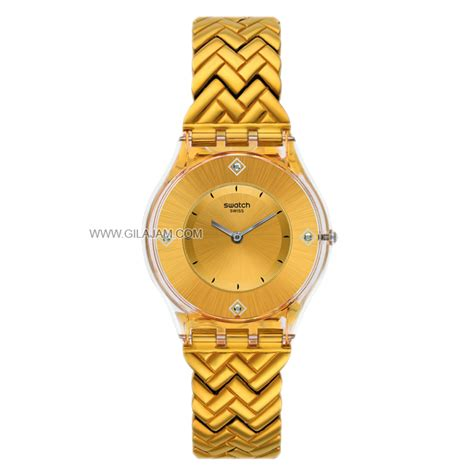 Jam Tangan Swatch Skin jam tangan swatch skin sfe106g gdgdgd stainless steel