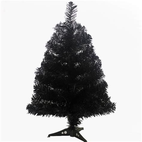 mini black christmas tree promotion shop for promotional