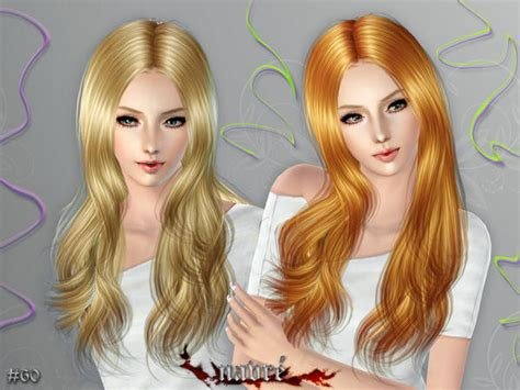sims 3 free hairstyle downloads my sims 3 blog cazy navre hairstyle female