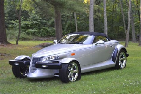 2001 chrysler plymouth prowler repair shop manual original sell used 2001 plymouth prowler in clymer pennsylvania united states for us 13 000 00