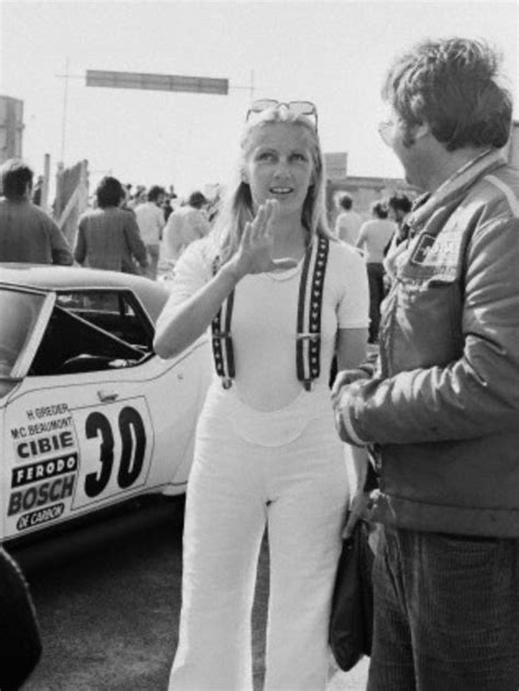 Marie-Claude Beaumont | Team Corvette | Pinterest
