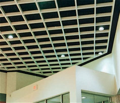 open grid ceiling open beam ceilings by american decorative ceilings