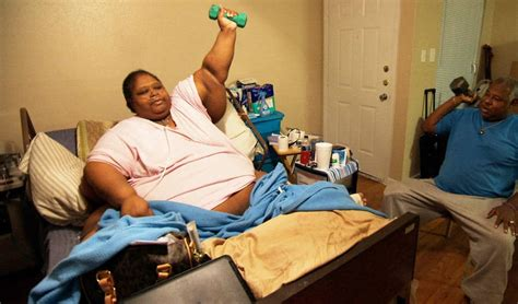 is teretha on my 600 lb life still alive teretha and chad s remarkable progress on my 600 lb life