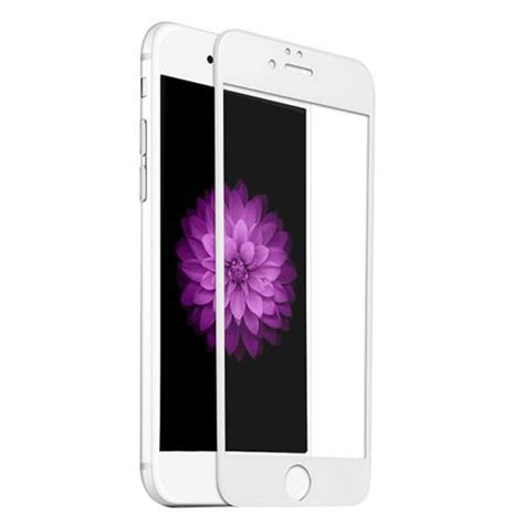 Soft Branded Iphone 6 Plus Free Tempered Glass tempered glass cover for iphone 6 plus 6s plus white