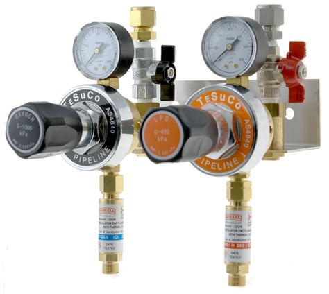 Regulator Gas Comp Automatic