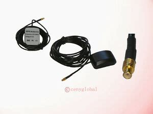 high gain remote gps antenna for garmin ga 27 ga 27c 010 10052 05 0101005205 ebay