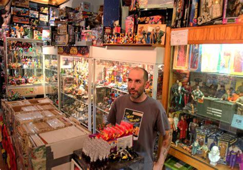 nostalgic store big fun abundant  retro toys  lantern
