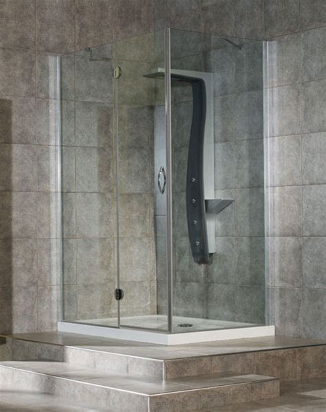 Small Shower Cabin by Gorenje Interior Design Shower Trays And Cabins