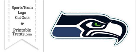 Seahawks Sweepstakes - large seattle seahawks logo cut out printable treats com