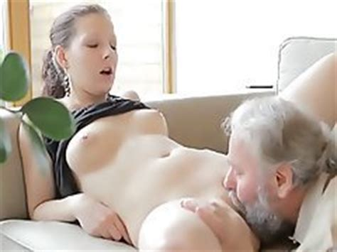 Old and young dad sex