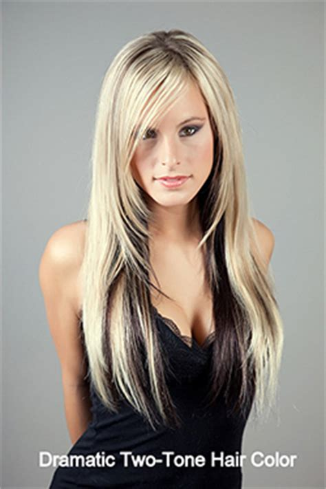 hair style dark on bottom light on top ombre hair haarverl 228 ngerung wir zeigen ihnen wie das geht