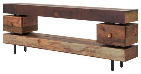 rustic sofa tables 55 with rustic sofa tables four dillon console table rustic console tables