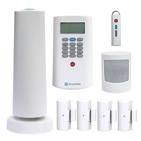 Home Security System by Simplisafe Home Security System Review Rating Pcmag