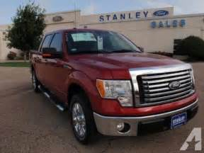 2010 Ford F150 Crew Cab 2010 Ford F 150 Crew Cab 2wd Supercrew 145 Xlt For