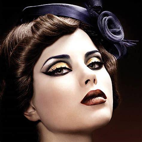 2012 makeup trend 50s makeup makeup picture