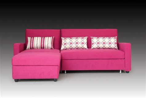 Leather Sectional Sofa Bed Pink Sleeper Sofa Ideas