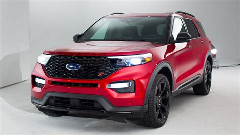Ford Stock Forecast 2020 by Detroit Auto Show Debuts Ford Explorer