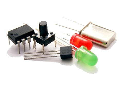 Electric Part by Electronic Components And Spare Parts Uab Elvata Baltic