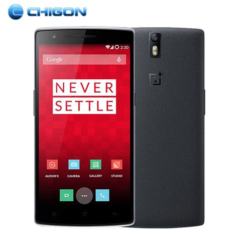 one plus mobil original oneplus one 64gb one plus one 64gb 4g fdd lte