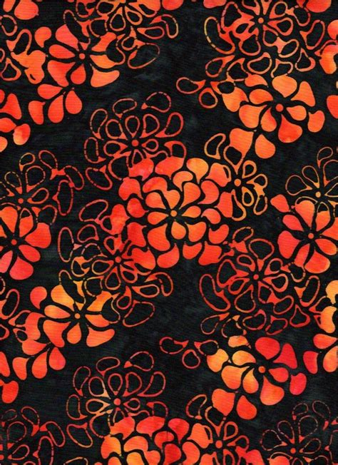 Summer Batik by Lingering Summer Batik 3416