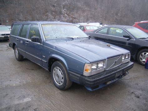 1988 Volvo 740 Gle 1988 Volvo 740 Gle 91 Riverview Drive Marlboro Ny