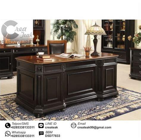 Jual Meja Tulis Kantor meja kantor direktur sudirman createak furniture