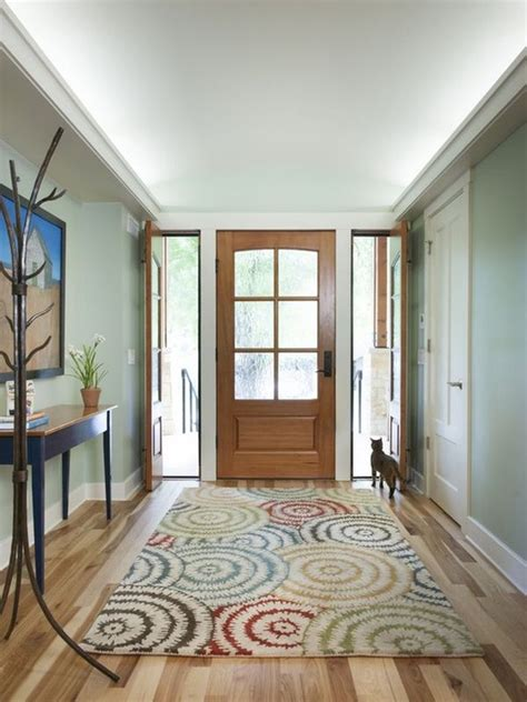 foyer rug ideas 5 things to keep in mind when choosing an entryway rug
