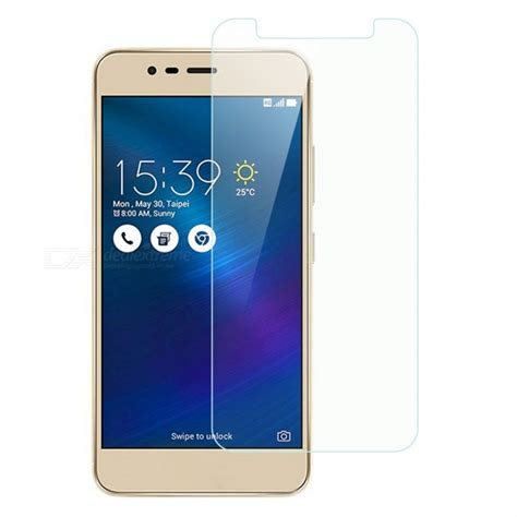 Tempered Glass Asus Zenfone 3 Max tempered glass screen protector for asus zenfone 3 max zc520tl free shipping dealextreme