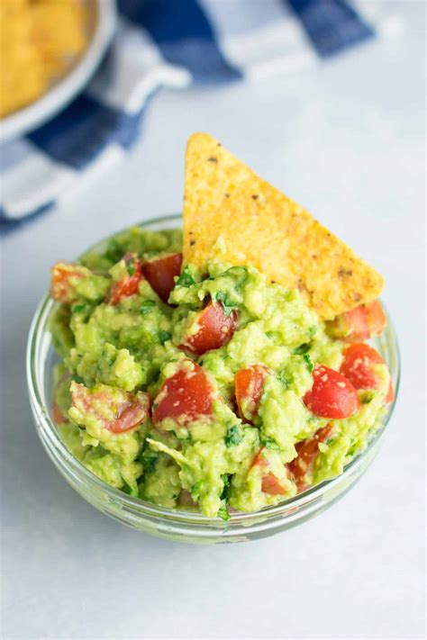 Lifestylefood A Delicous Guacamole Recipe by Best Guacamole Recipe Easy And Healthy Build Your Bite