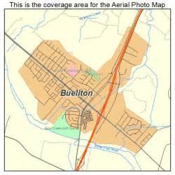 aerial photography map of buellton ca california
