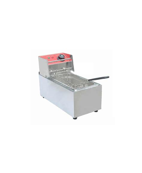 Jual Termometer Fryer jual king chef fy 80 mesin single pan single siever electric fryer penggoreng kentang elektrik