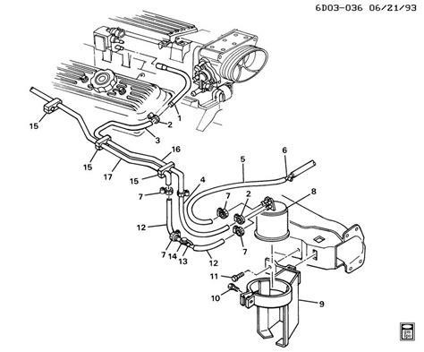 2005 chevy impala parts diagram 2007 chevy impala fuel system diagram diagrams auto