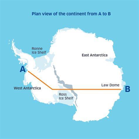 diagram of antarctica sheets and glaciation discovering antarctica