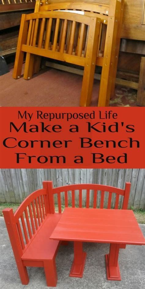 make a bench from a bed best 25 bed frame bench ideas on pinterest