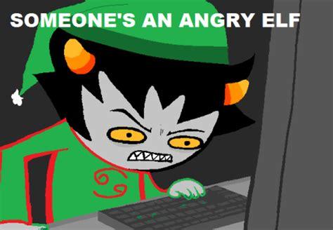 Angry Elf Meme - angry elf tumblr
