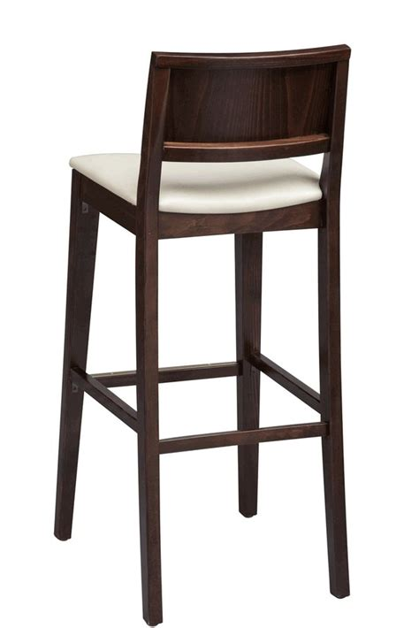 wood bar stool 2438 half back bar stool restaurant bar 39 best home decor images on pinterest bar stools