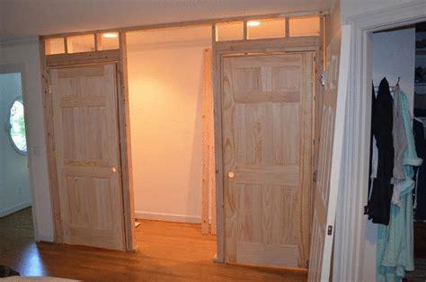 Bedroom Closet Construction Closet Construction