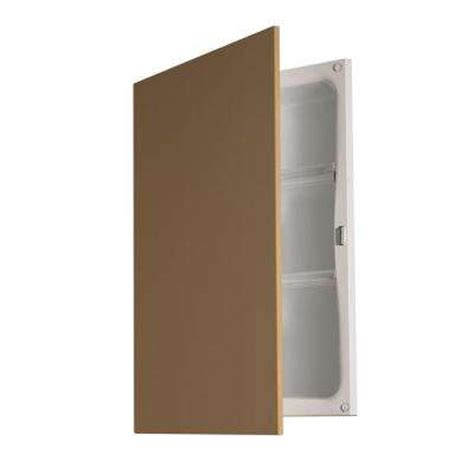 Recessed Bathroom Cabinets For Storage Recessed Mount Medicine Cabinets Bathroom Cabinets Storage The Home Depot